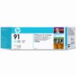 C9470A - HP Inkjet Cartridge C9470A (91) Light Cyan 775ml