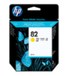 C4913A - HP Inkjet Cartridge C4913A (82) Yellow