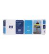 C4931A - HP Inkjet Cartridge C4931A (81) Cyan