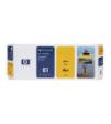 C4933A - HP Inkjet Cartridge C4933A (81) Yellow