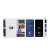 C4950A - HP Inkjet Cartridge C4950A (81) Black Printhead and Printhead Cleaner