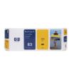 C4943A - HP Inkjet Cartridge C4943A (83) Yellow 680ml