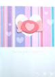10 x  Handmade Valentine Greeting Cards (HC089)