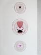 15 x Fine Handmade Valentine Greeting Card (HM342)