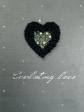15 x Fine Handmade Valentine Greeting Card (HM345)