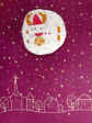 15 x Fine Handmade Christmas Greeting Cards (XHM034)