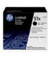 Q7551XD - HP LaserJet Toner Cartridge (Q7551XD) Black