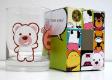 4 x Decorative Whisky Glass With Box (W25)