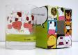 4 x Decorative Whisky Glass With Box (W24)
