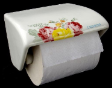 Claytan Toilet Paper Holder - L130.0 X W145.0 X H105.0
