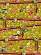 XWP180 - Customized Christmas Wrapping Paper