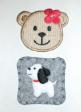 10 x  Decorative Colour Sticker (S01)
