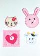 10 x Decorative Colour Sticker (S10)