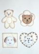 10 x Decorative Colour Sticker (S11)