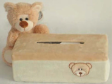 5 x Teddy Bear Theme Tissue Coveralls For Standard Tissue Box (TTB1001)