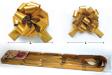 RL03(L) - Pull Ball Gold Ribbons (L)