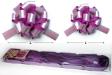 RL15(L) -  Pull Ball Purple Ribbons (L)