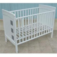 Baby Cot SDB884 with Latex Matress Package