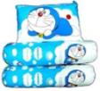 Doraemon Pillow & Bolster Set 302-BD0008