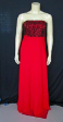 NEW Sexy Red Formal Dress Evening Gown Sz US 18 AUS 22