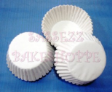 Mini tart/cake/petit four paper case/cups-WHITE-5.