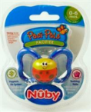 NUBY 3D Butterfly Bugs Pacifier 0-6 month