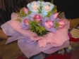 Roses Bouquet with Bear (1st in M'sia)
