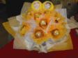 Ferroro Rocher Bouquet with Bear (1st in M'sia)