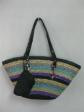 Black Cornhusk Bag