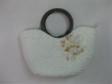 White Cornhusk Bag