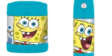 Thermos Spongebob Ice Cold Bottle and FUNtainer Food Jar