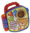 FISHER PRICE Teddy's Shapes & Colours