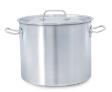 Stock Pot with S/Steel Solid Wire Handles