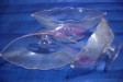 Transparent Boat/Oval Shape Jelly/Dessert Cup-10pcs