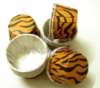 Muffin Cake Baking Paper Cup/Case-Pleated-TIGER STRIPE(S)-20pcs