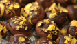 Almond Choc Ball Biscuits
