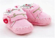 TINY TOUCH Baby Slippers - Pink