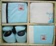 MASTER BABY Gift Set Blue Themed For Newborn