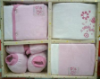 MASTER BABY Gift Set Pink Themed For Newborn