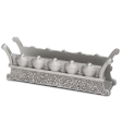 TUMASEK PEWTER BONANG Card Holder