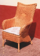 Arm Chair - Rinaat Rattan Armchair