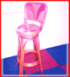 Collections - Rattan Bar Stool