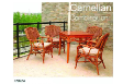 Dining Suites - Carnelian Coffee Combination