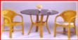 Dining Suites - SERI DINING SET