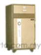 Uchida Key & Combination Fire Proof Safety Cabinet PD-50