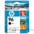 HP Black Inkjet Print Cartridge C-8767WN (HP 96)