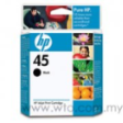 HP Black Inkjet Print Cartridge C-51645A (HP 45)