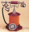 Craft Telephone Set Series T958A