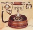 Craft Telephone Set Series T919A