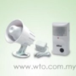 Motion Detector Alarm With External Siren 133ASK